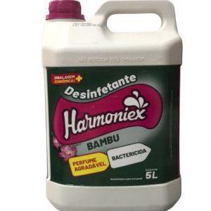 DESINFETANTE HARMONIEX BAMBU 5L