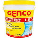 GENCO® L.E. ClORO GRANULADO 3 em 1