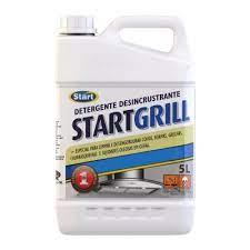 DETERGENTE DESINCRUSTANTE STARTGRILL 5L