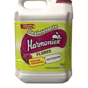 DESINFETANTE HARMONIEX FLORES 5L