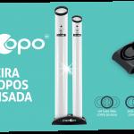 LIXEIRA P/ COPO NOBRE 50/80ml