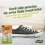 BASTÃO LIMPA TÊNIS AMAZON BASTÃO 100G